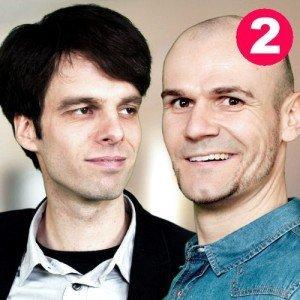 Roman Rammelt (links), Gregor Mohr (rechts), GF bei Yubs