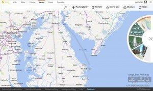 Bing Maps, ©Microsoft