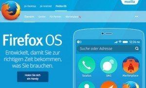 Firefox OS, ©Mozilla