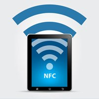NFC Near Field Communication Concept, © veritycz – Fotolia