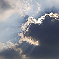 Dramatic sky with sunbeams, © Joe Gough – Fotolia