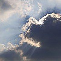 Dramatic sky with sunbeams, ©Joe Gough – Fotolia