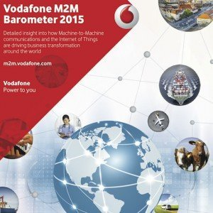 M2M Barometer 2015, © Vodafone