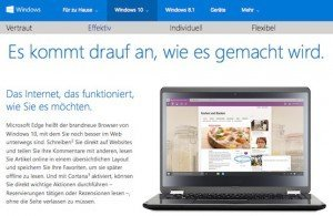 Windows 10, © Microsoft