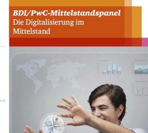 BDI/PwC-Mittelstandspanel Frühjahr 2015, © PwC