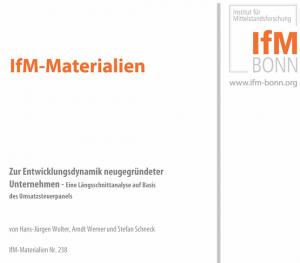 IfM-Materialien 238/2015, ©IfM Bonn