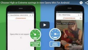 Opera Mini, © Opera Software ASA