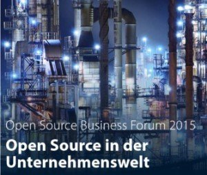 Open Source Business Forum 2015, © /ch/open