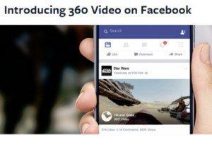 360-Grad-Video, © Facebook