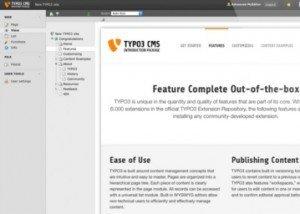 Typo3 CMS, © TYPO3 Association
