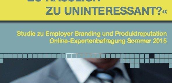 Employer Branding und Produktreputation, © Hochschule der Medien