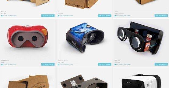 Cardboard, © Google Inc.