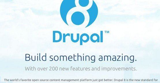 Drupal v8, ©Dries Buytaert
