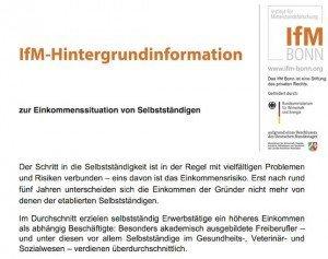 Kostenfreier Download, © IfM Bonn