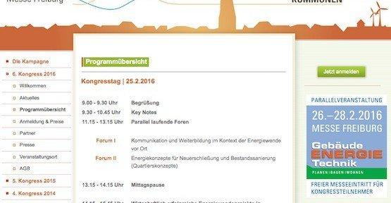 Energieautonome Kommunen, ©fesa e.V.
