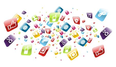 Top-Ten-Apps 2015, © cienpiesnf – Fotolia