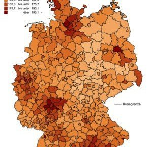 NUI-Indikator 2014, © IfM Bonn