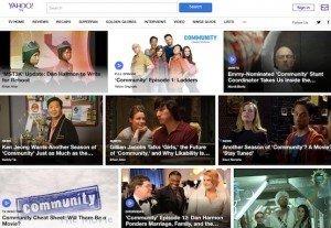 Yahoo TV, © Yahoo Inc.