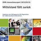 DIHK-Innovationsreport 2015/2016, © DIHK