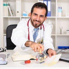 Ärzte auf Bewertungsportalen, © Volker Witt –Fotolia