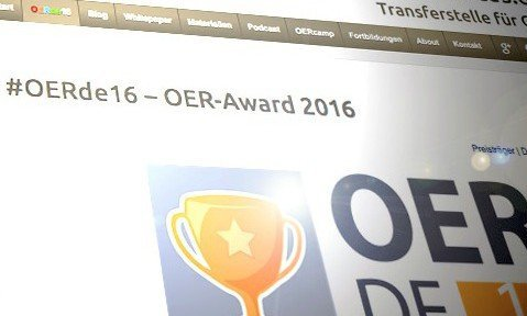 OER-Awards 2016, © open-educational-resources.de