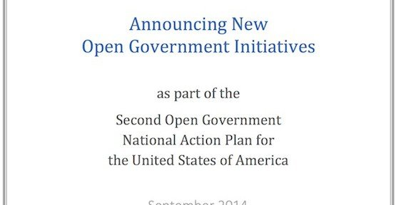 The Open Government Partnership, © whitehouse.gov
