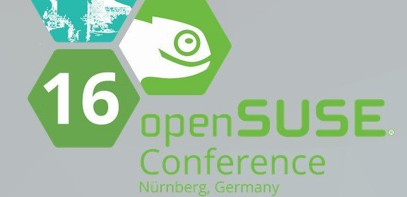 oSC16, © openSUSE Conference 2016