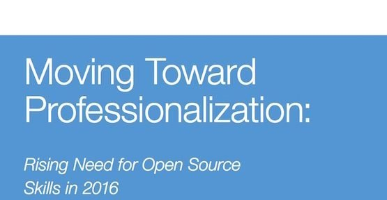 2016 Open Source Jobs Report, © The Linux Foundation –Dice