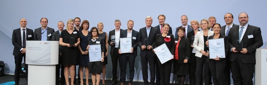 Digital Champions Award, © Deutsche Telekom