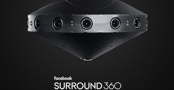 Surround 360, © Facebook