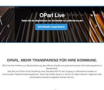 OParl 1.0, © OKF DE