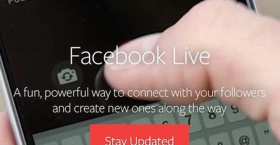 Werbung im Stream, © Facebook Inc.