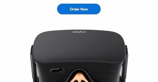 Oculus Rift, © Oculus VR, LLC