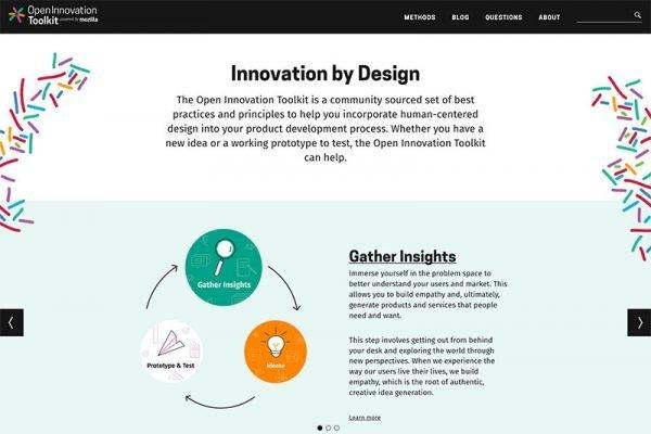 Mozilla veröffentlicht ein Open Innovation Toolkit
