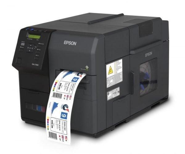 Epson kommt mit neuen Etikettendruckern nach Nürnberg