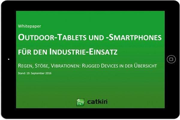 Marktübersicht vergleicht industrietaugliche Tablets und Smartphones