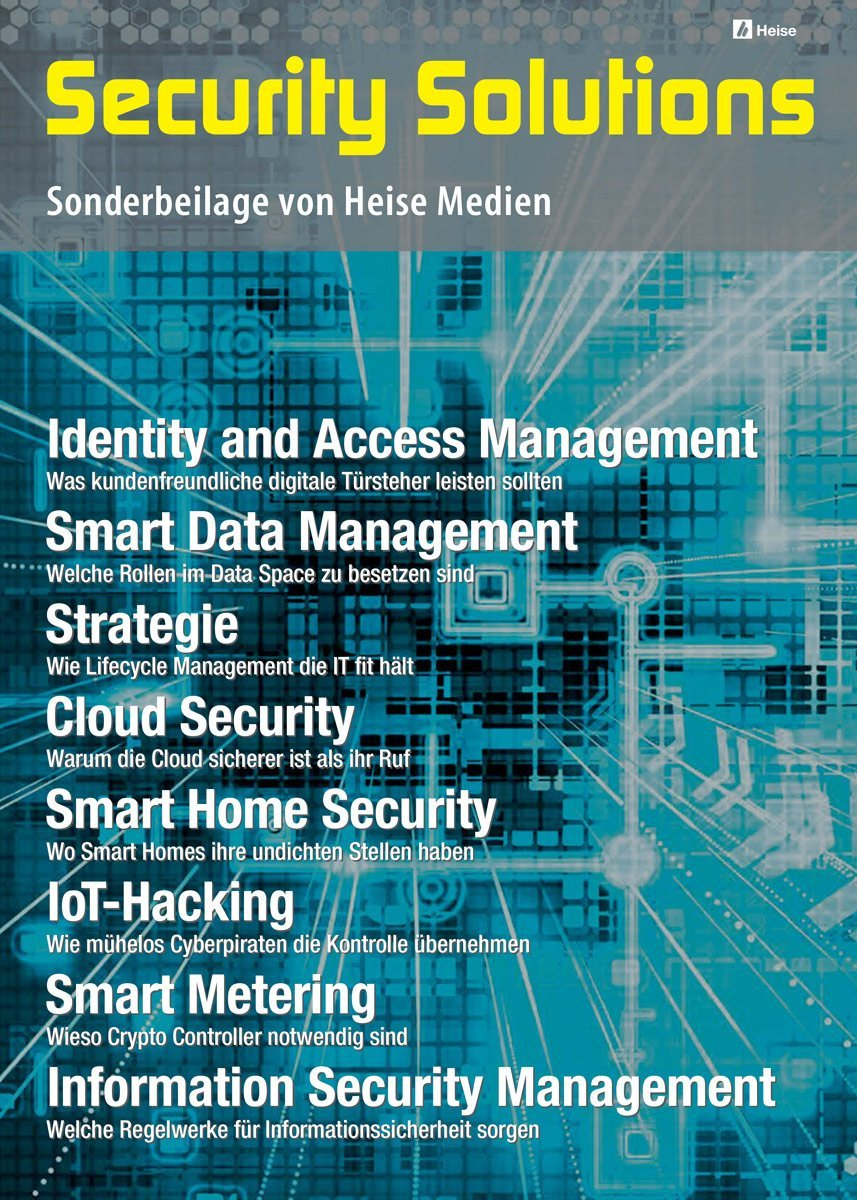 Security Solutions 1/2016