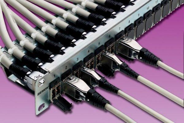 Abgeschirmte End-to-End-Verkabelung ist nach ISO/IEC-11801-1 getestet