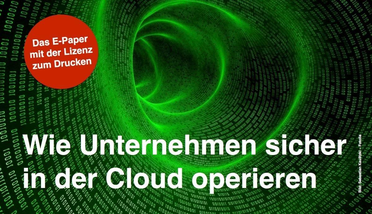 E-PaperWie Unternehmen sicher in der Matrix operieren