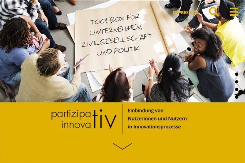 E-PartizipationOnline-Toolbox macht Bürgerbeteiligung planbar