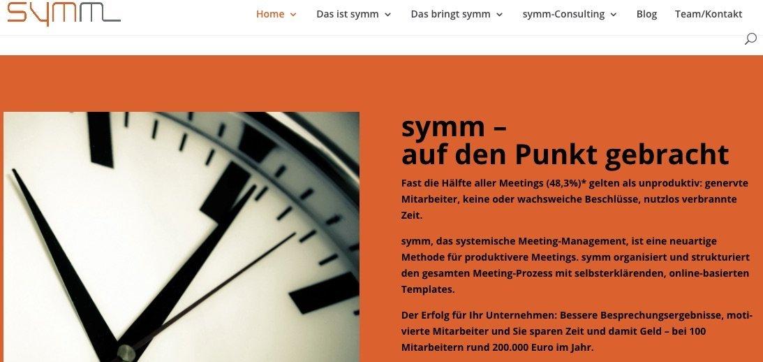 KonferenzmanagementEine klare Meeting-Planung ergibt brauchbare Beschlüsse