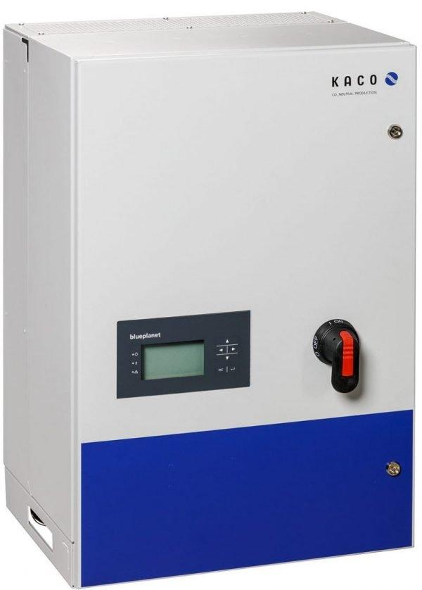 Für PV-Hausanlagen passen kompakte Wechselrichter