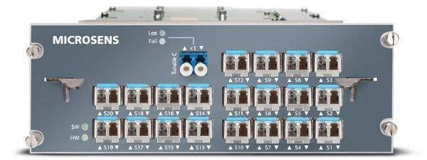 LWL-Muxponder verdoppelt den Durchsatz