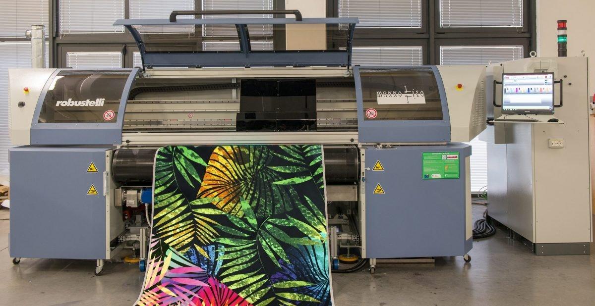 Heimtextil 2017Neue Textildrucker machen Design und Produktion flexibler