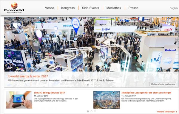 Kongress thematisiert grundlegende Trends in der Energiewirtschaft