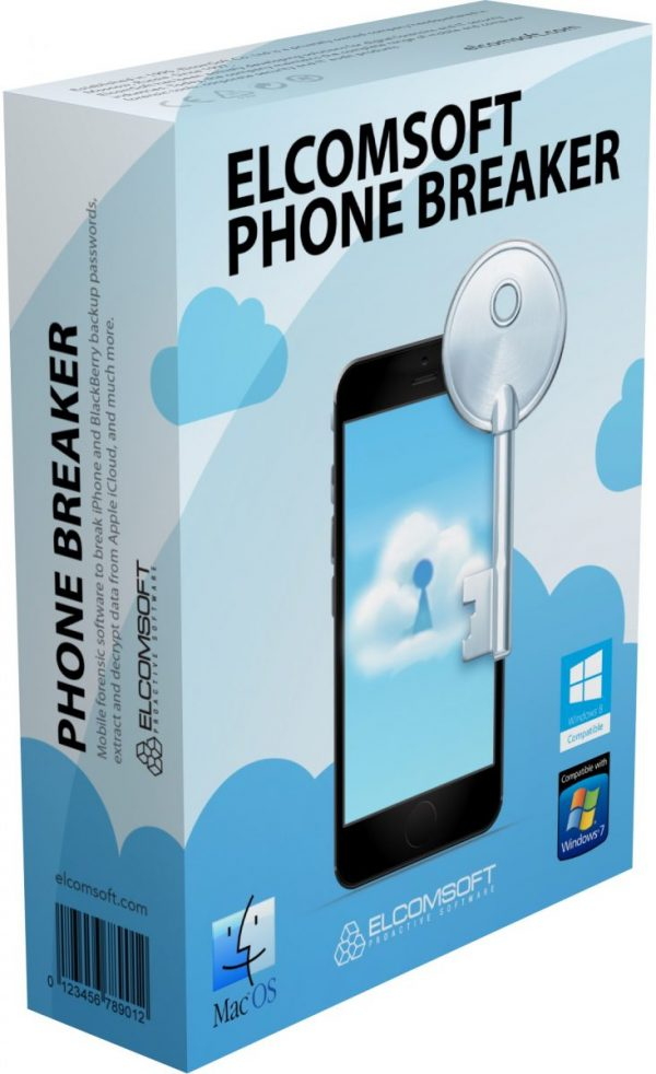 Elcomsoft Phone Breaker knackt die iPhone-Synchronisation