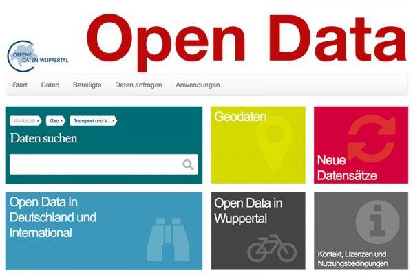 In Wuppertal und Jena gibt es neue Bürgerportale