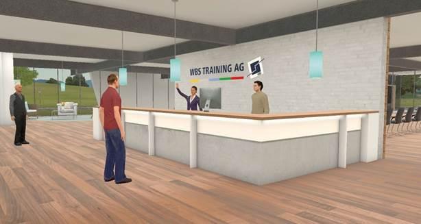 WeiterbildungNeue E-Learning-Lösung lässt Kurse in virtuellen Welten spielen