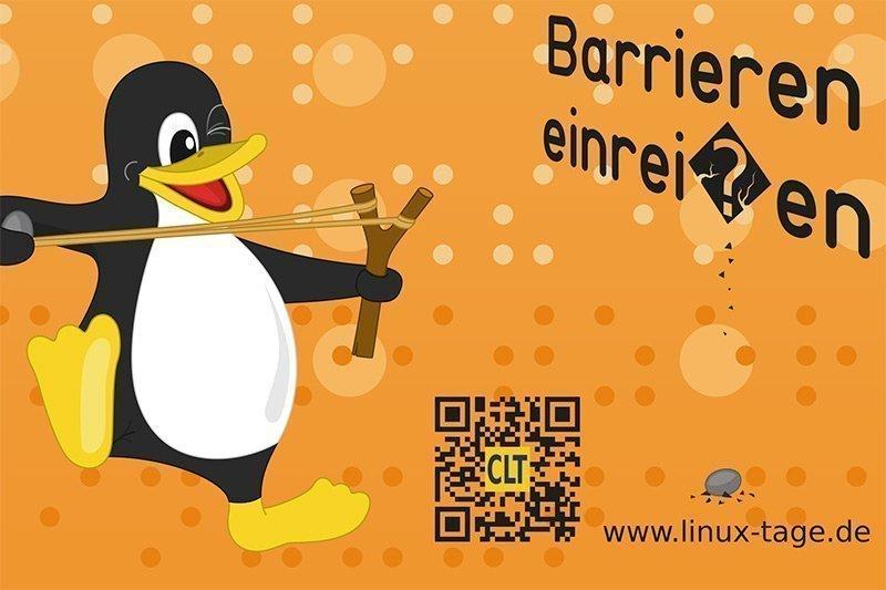 © Chemnitzer Linux Tage – TU Chemnitz