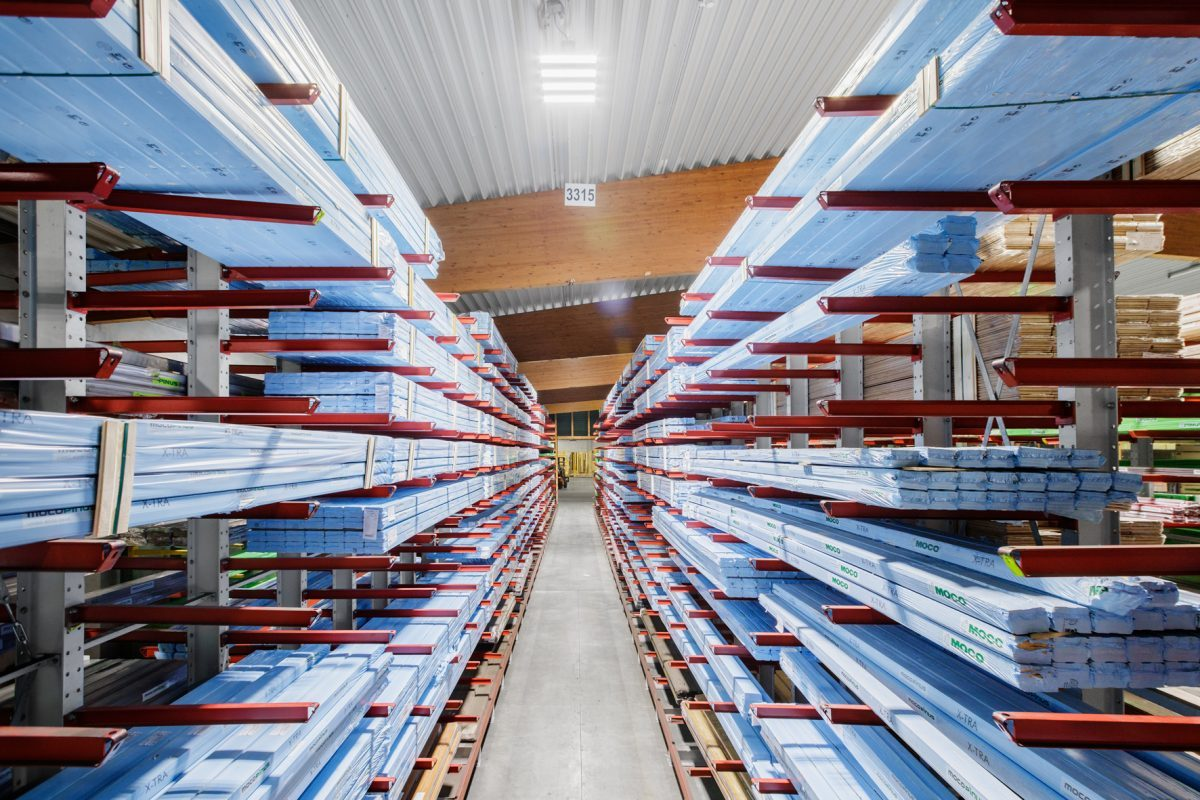 IndustriebeleuchtungUmweltfreundliches LED-Licht gibt es zu mieten